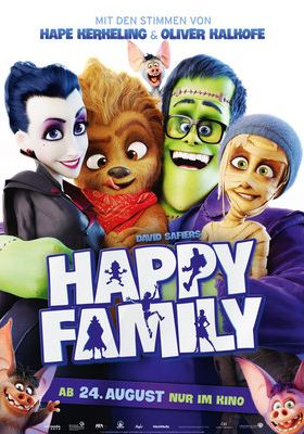 Filmposter 'Happy Family (2017)'