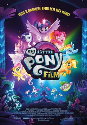 Filmposter 'My Little Pony: Der Film'