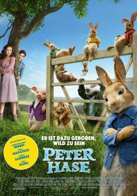 Filmposter 'Peter Hase'