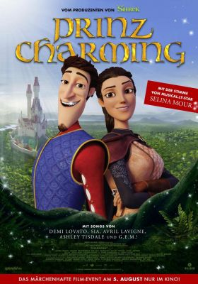 Filmposter 'Prinz Charming'