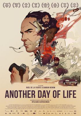 Filmposter 'Another Day of Life'