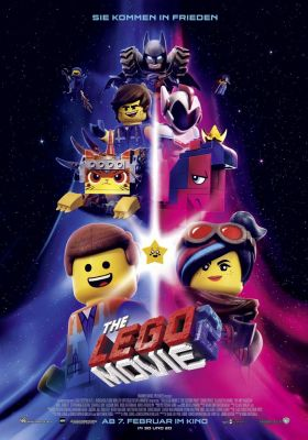 Filmposter 'The Lego Movie II'