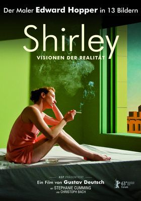 Filmposter 'Shirley - Visions of Reality'